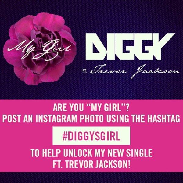 3 Mai 2014: Diggy était avec son père, Tyrese et d'autres amis à Las Vegas