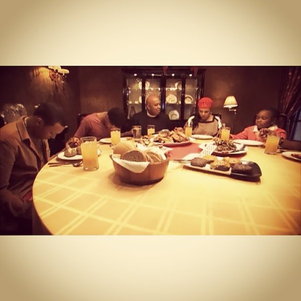 19 Mai 2014: Diggy a posté de nouvelles photos