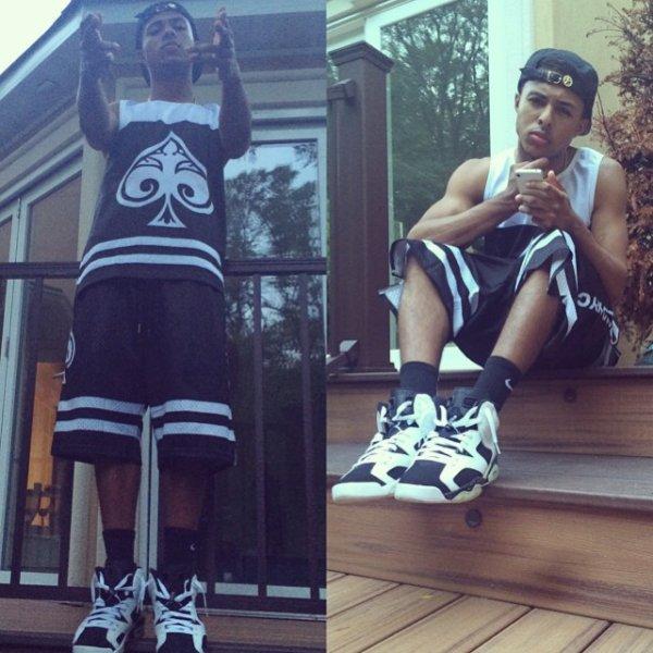 13 Juillet 2014: Diggy a posté de nouvelles photos