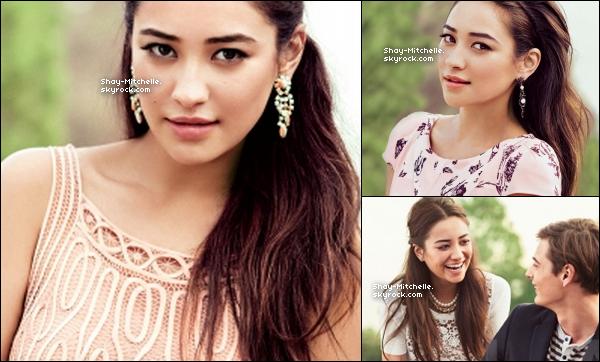Découvrez la photoshoot de Shay pour '' Teen Vogue '' . Shay est sublime !!