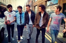Les One Direction en 2014