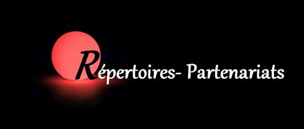 Répertoires - Partenaires