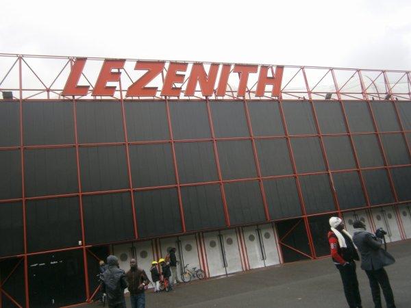 BIENTOT EN VIDEO ... SHOGENZA EN LIVE AU ZÉNITH DE PARIS