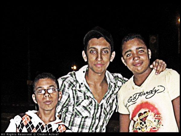 Youssef & Moi & Abdou