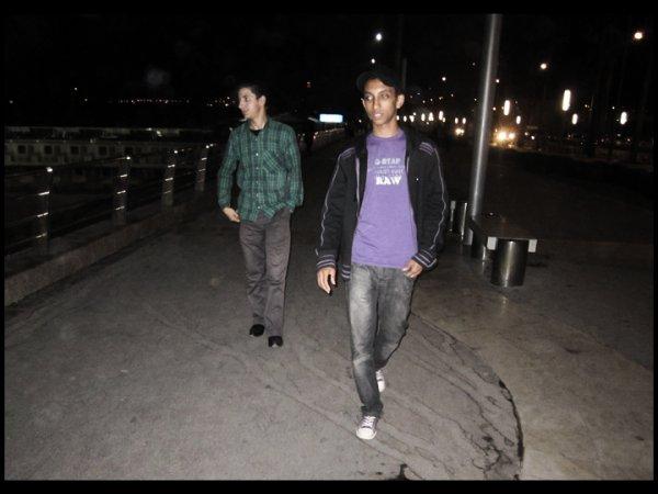 Me & Abdelilah