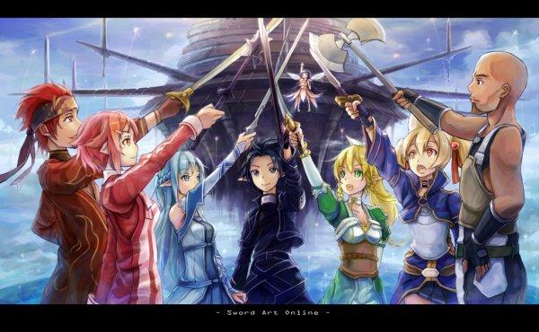 """SAO """"Sword Art Online"""""""