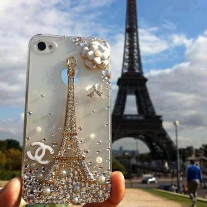 Coque iphone :Tour effeil