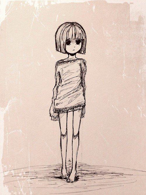 Quand j' étais petite ...