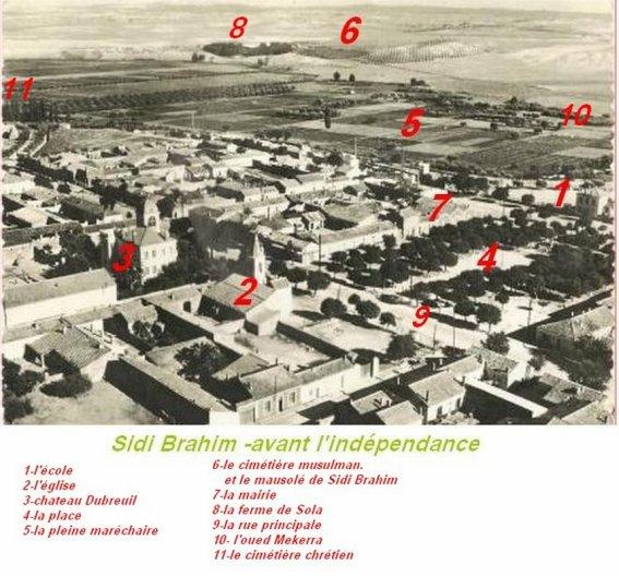 SIDI BRAHIM - PRUDON : naissance d'un village