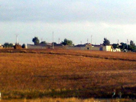 Création d'un village: BOUBERNAS