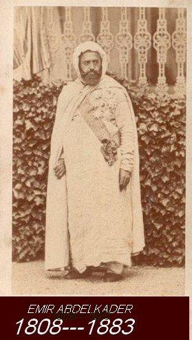 Le fondateur de l'état Algerien