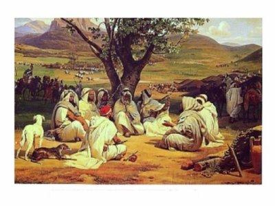 sidi bel abbes :noms de tribus arabes