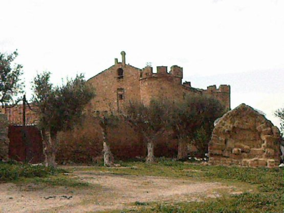 Sidi Brahim :Un chateau ruiné