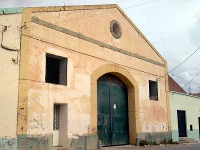L'écurie d' Alberola à Sidi Brahim
