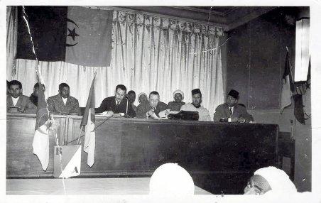 Juste après l'indépendance 1964