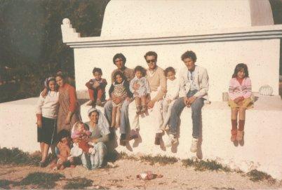 UNE FAMILLE  DE SIDI BRAHIM.