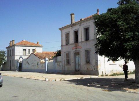 Sidi Brahim :  l'ancienne école -1891.