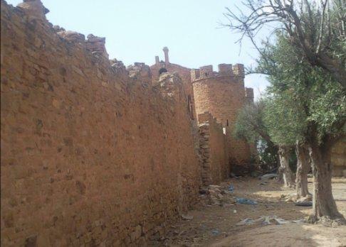 SIDI BRAHIM : Encore le chateau oublié