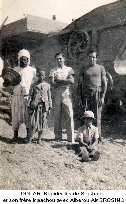 Le gazpacho de La Sidi-Brahim  par Francis Rodriguez .