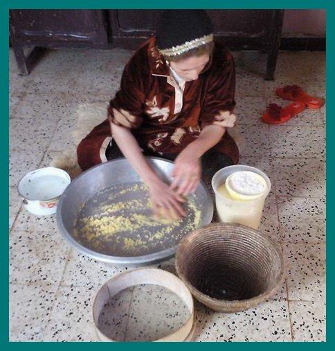 SIDI BRAHIM : Le couscous de ma mère