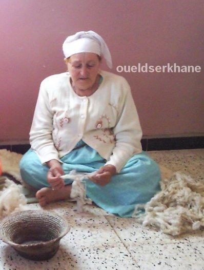Sidi Brahim : Les outils de ma mère.