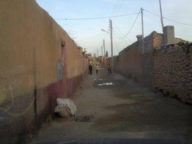 SIDI BRAHIM : Une rue de MARINA