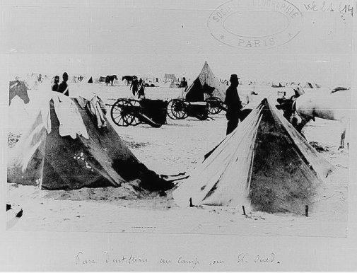 L'insurrection des oulad Sidi Cheikh : de El kheiter à Sidi Bel Abbès( sept et oct 1861 )