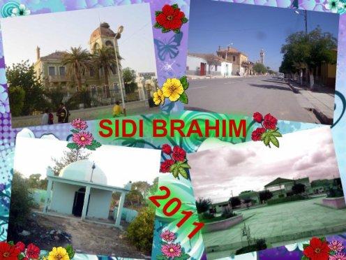 Sidi Brahim : carte postale