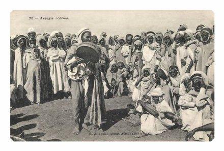 Le conteur ou Meddah مداح