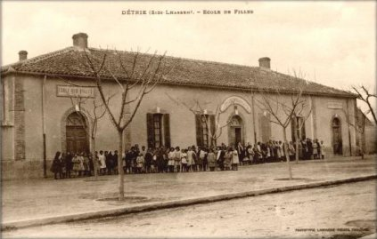 Photos anciennes : Sidi Lahcene ( Détrie ) w de Sidi Bel Abbes