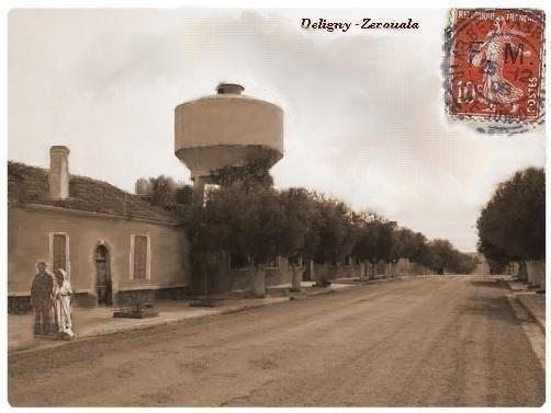 ZEROUALA - Deligny :Histoire de sa création