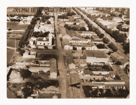 Ain El Berd - Oued Imbert - Photos anciennes.