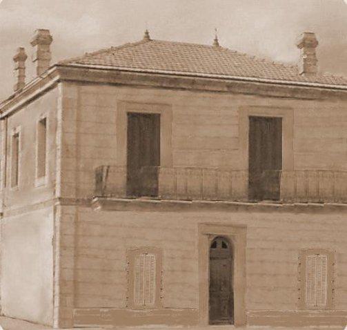 Sidi Brahim - Prudon : anciennes maisons
