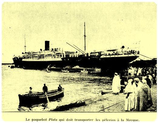 Le pèlerinage  à la  Mecque sous la domination française