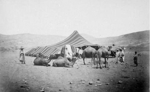Les tribus de la région de Ras El Ma : El GOR W de Sidi Bel Abbes.. par Dr Douar Hadj
