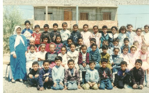SIDI BRAHIM :  Photo de classe N°1