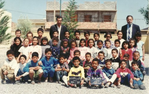 SIDI BRAHIM :  Photo de classe N°3