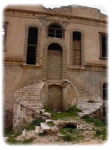 Le château de l'Emir ABD EL KADER à Damas