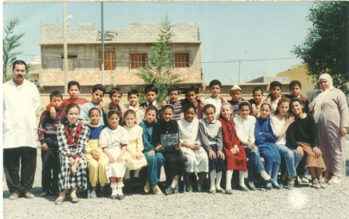 SIDI BRAHIM :  Photo de classe N°8