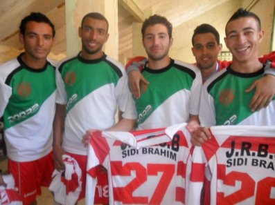 JRBSB SIDI BRAHIM : une équipe en plein espoir.