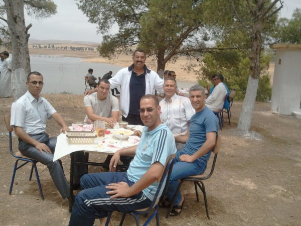 Photos de ouaada de Sidi Brahim  15-06-2012