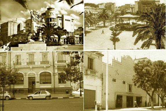 Sidi Bel Abbes, ville riche pécuniairement et culturellement, ses édifices sont témoins.
