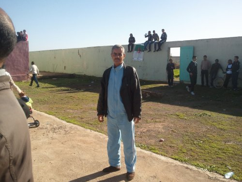 DIRA MOHAMED :supporteur de l'équipe de Sidi Brahim.