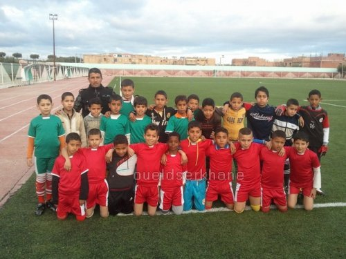 Sidi Brahim : Les poulains de JRBSB (2013)