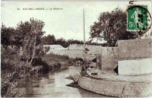 """La Mekkera  """"Gueltete Bahrimoune"""" Quand l'eau était propre pour une plongée."""