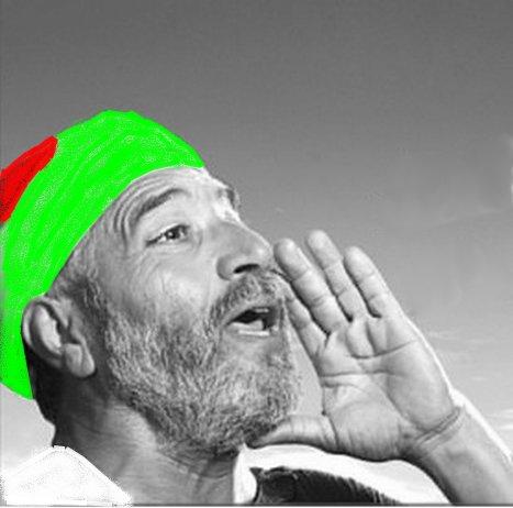Sidi Brahim : El Berrah « Klioune » C'était l'homme qui nous annonçait les décès.