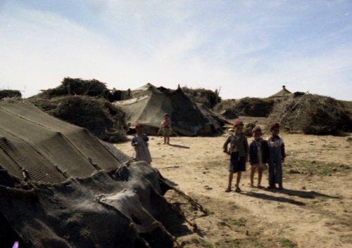 Qui n'a pas connu ces nomades ? Hmiyènes.
