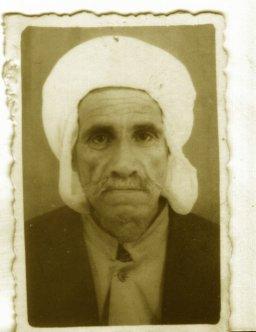 El Hadj Kouider, un chef de famille du temps révolu.