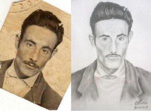 Sidi Brahim : Notre coiffeur ,fut aussi l'infirmier et le projectionniste du cinéma....par Dr Douar