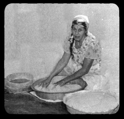 Le pain de ma grand'mère …..par Douar.